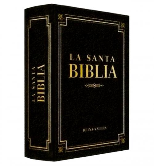 La Santa Biblia Reina - Valera (letra grande)