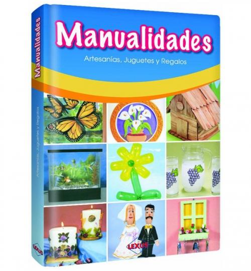 Manualidades Artesanías, Juguetes y Regalos
