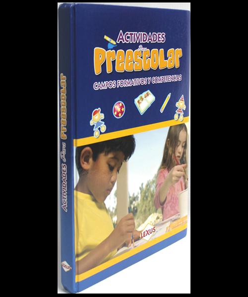Actividades Para Preescolar Campos Formativos y Competencias.