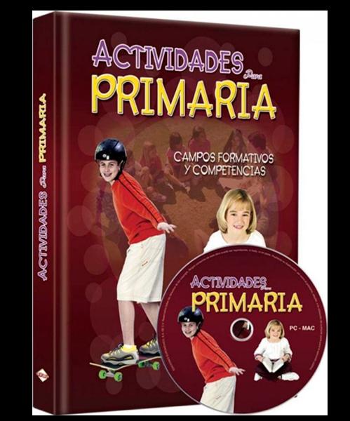 Actividades Para Primaria Campos Formativos y Competencias.