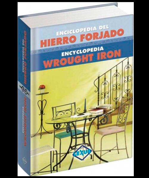 Enciclopedia del Hierro Forjado. Bilingüe.