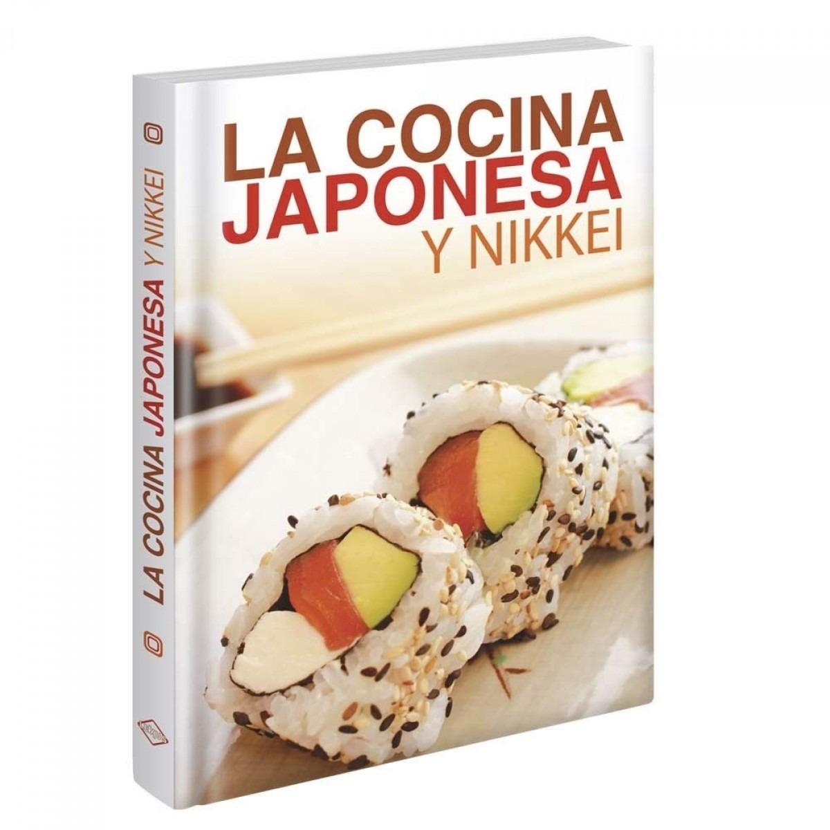 Plidelsa la cocina japonesa y nikkei - Libros de cocina ...