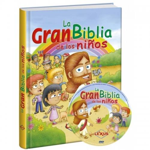 La Gran Biblia de los Niños