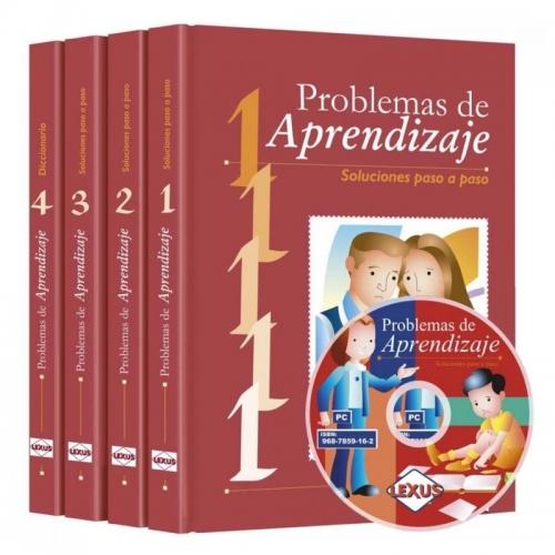 Problemas de Aprendizaje 4 Tomos