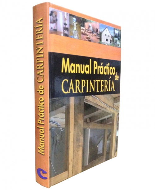 Manual práctico de Carpintería