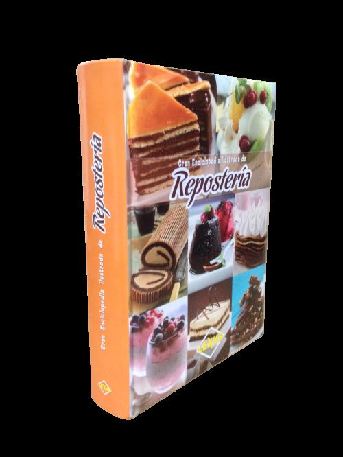 Gran enciclopedia ilustrada de Reposteria