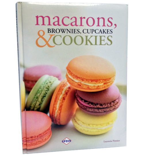 Macarons, brownies, cupcakes & Cookies