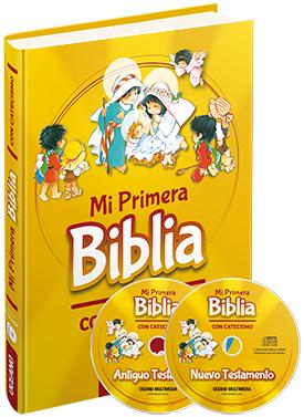 Mi primera Biblia con catecismo