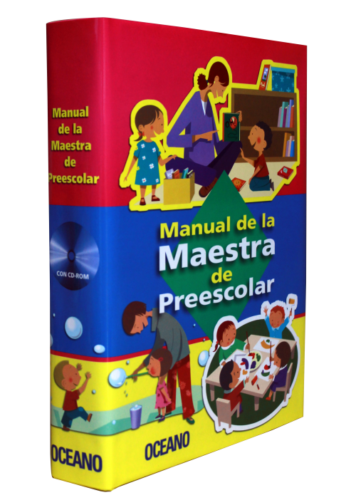 Manual de la Maestra Preescolar