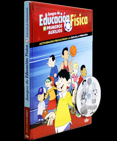 Juegos de Educación Física +primeros auxilios.