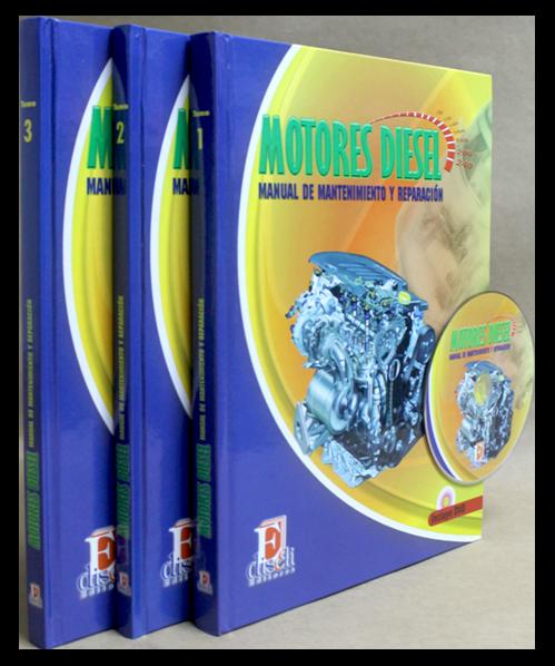 Motores Diesel manual de mantenimiento y reparacion