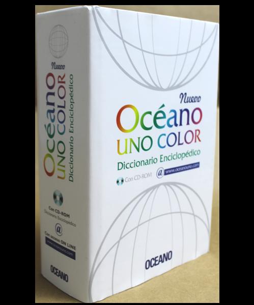 Nuevo Océano Uno Color Diccionario Enciclopédico