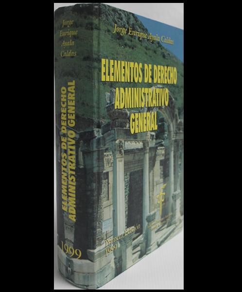 Elementos de Derecho Administrativo General