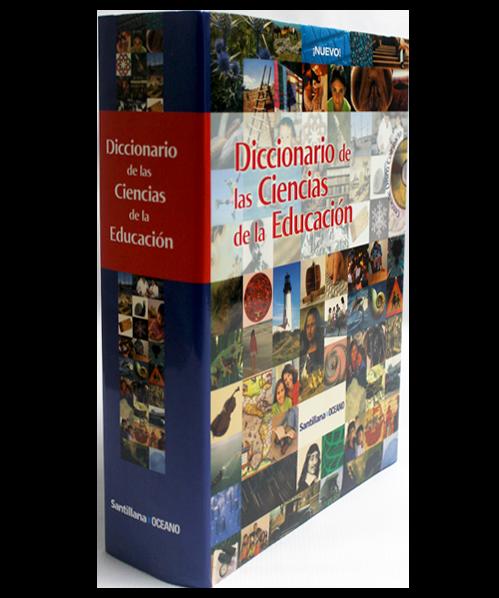 Diccionario de las Ciencias de la Educacion